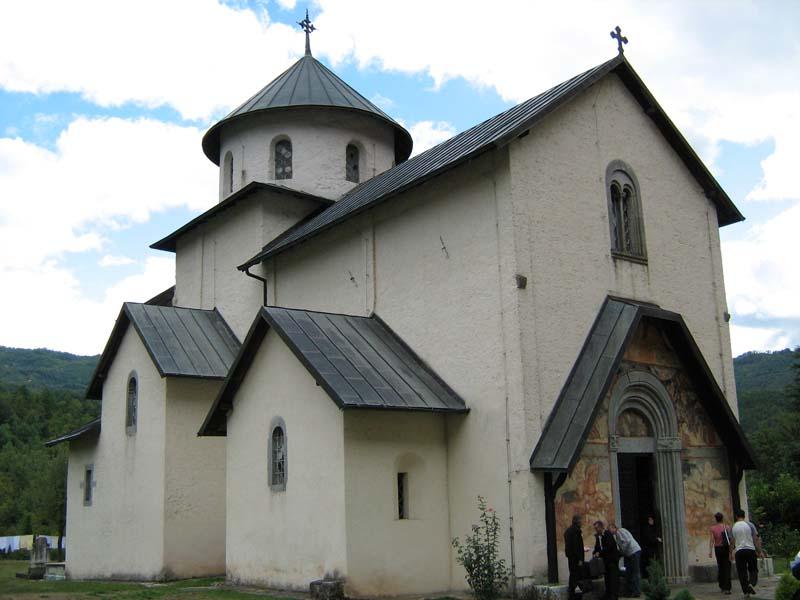 Monastery Morača