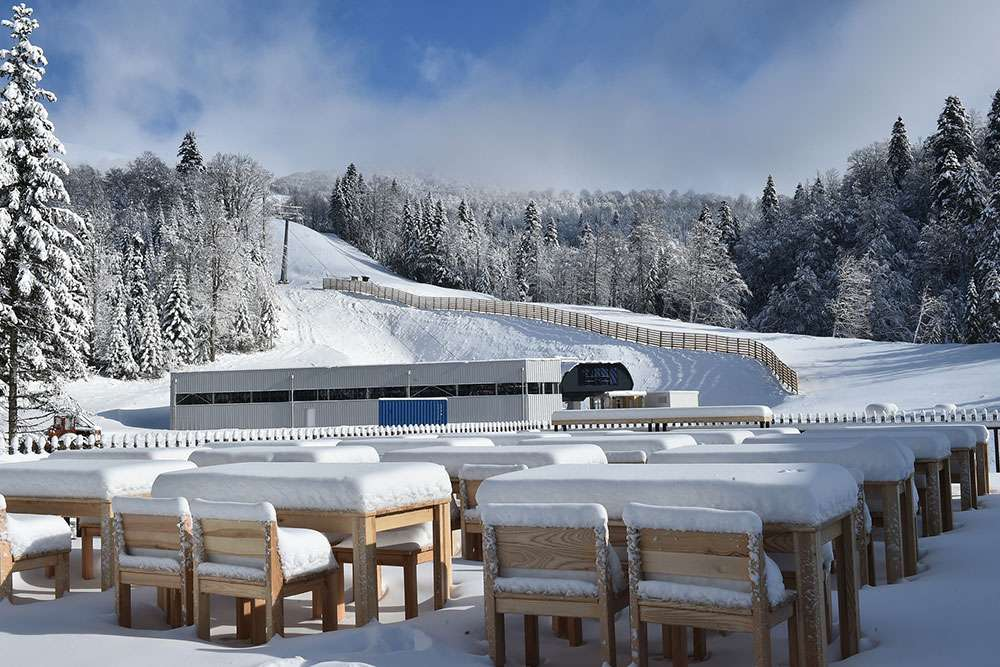 kolasin ski resort 1600